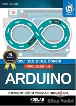 Kodlab Yayın Dağıtım - Projeler İle Arduino