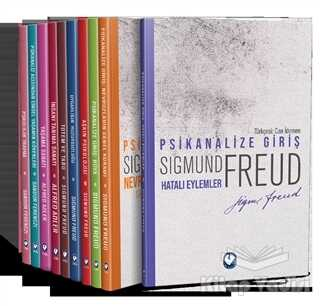 Cem Yayınevi - Psikoloji Seti (10 Kitap Takım)
