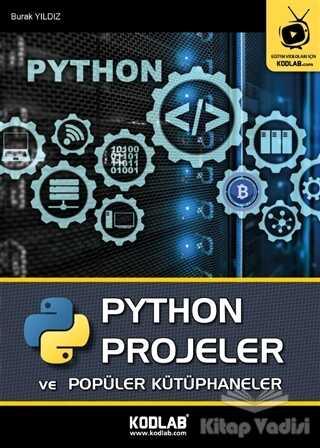 Kodlab Yayın Dağıtım - Python Projeler ve Popüler Kütüphaneler