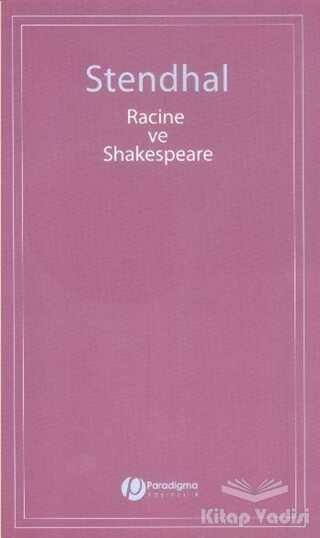 Paradigma Yayınları - Racine ve Shakespeare