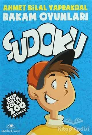Uğurböceği Yayınları - Rakam Oyunları - Sudoku