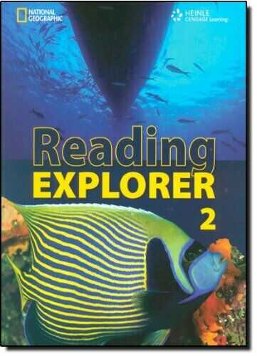 Cengage Learning - Reading Explorer 2 Student Book