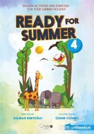 Redhouse Kidz Yayınları - Ready For Summer - 4