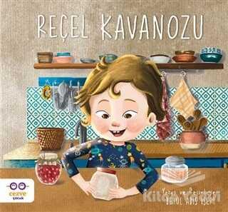 Cezve Çocuk - Reçel Kavanozu