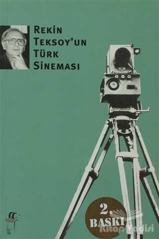 Oğlak Yayıncılık - Rekin Teksoy'un Türk Sineması