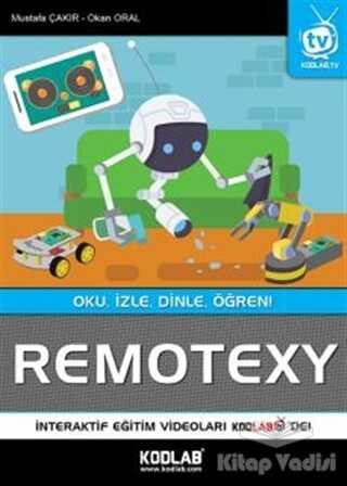 Kodlab Yayın Dağıtım - Remotexy