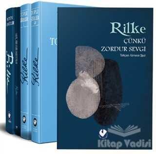 Cem Yayınevi - Rilke Seti (4 Kitap Takım)