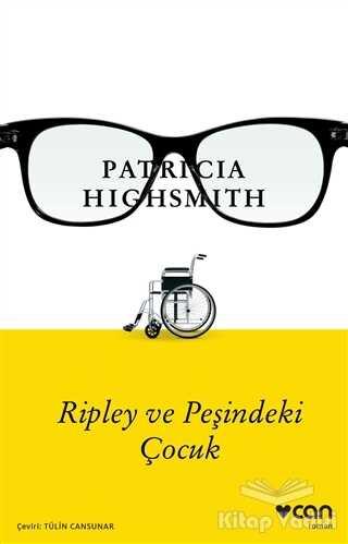 Can Yayınları - Ripley ve Peşindeki Çocuk