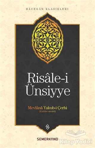 Semerkand Yayınları - Risale-i Ünsiyye
