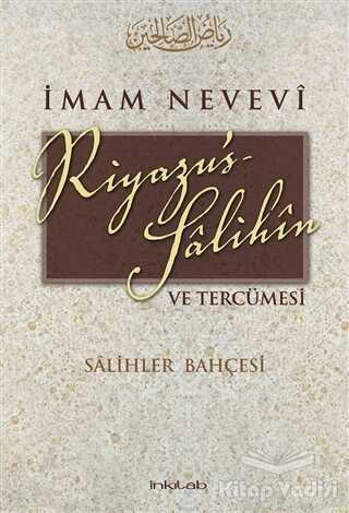 İnkılab Yayınları - Riyazu's Salihin ve Tercümesi (Küçük Boy)