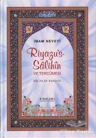 İnkılab Yayınları - Riyazu's-Salihin ve Tercümesi (Küçük Boy)