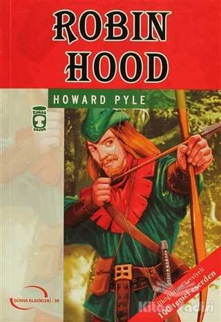 Timaş Çocuk - Klasikler - Robin Hood