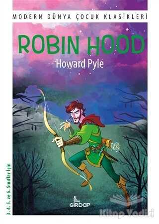 Girdap Kitap - Robin Hood