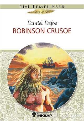 İnkılap Kitabevi - Gençlik Kitapları - Robinson Crusoe