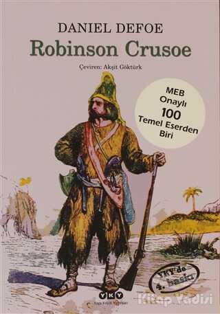 Yapı Kredi Yayınları - Robinson Crusoe