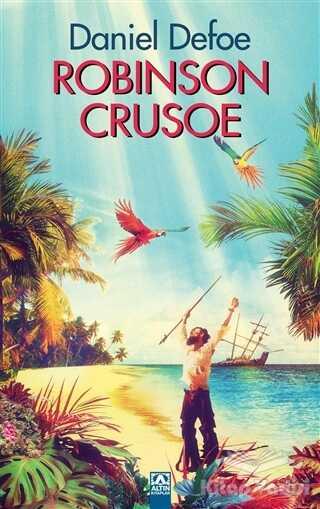 Altın Kitaplar - Robinson Crusoe (Ciltli)
