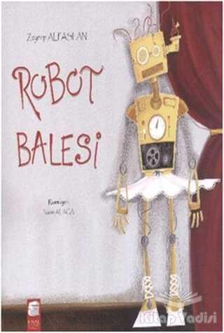 Final Kültür Sanat Yayınları - Robot Balesi