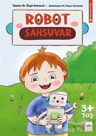 Ötüken Neşriyat - Robot Şahsuvar