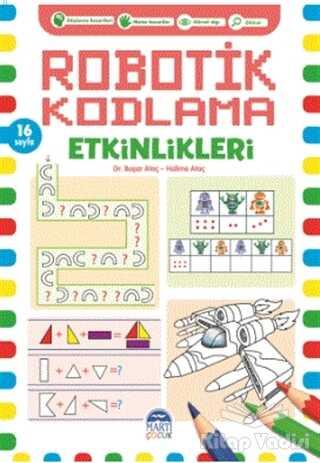 Martı Çocuk Yayınları - Robotik Kodlama Etkinlikleri - 12