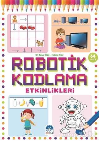 Martı Çocuk Yayınları - Robotik Kodlama Etkinlikleri 19