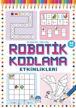 Martı Çocuk Yayınları - Robotik Kodlama Etkinlikleri 20