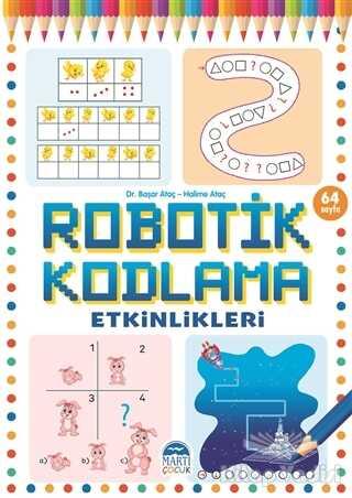 Martı Çocuk Yayınları - Robotik Kodlama Etkinlikleri 21