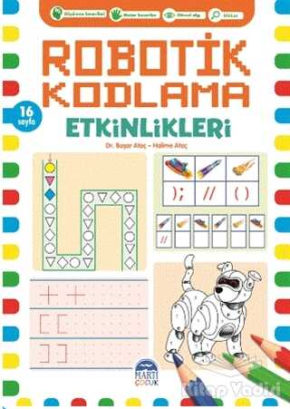 Martı Çocuk Yayınları - Robotik Kodlama Etkinlikleri - 7
