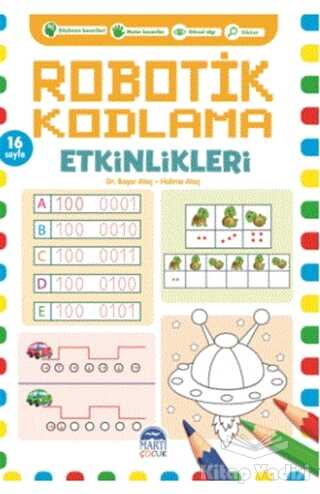 Martı Çocuk Yayınları - Robotik Kodlama Etkinlikleri - 9
