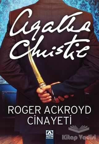 Altın Kitaplar - Roger Ackroyd Cinayeti
