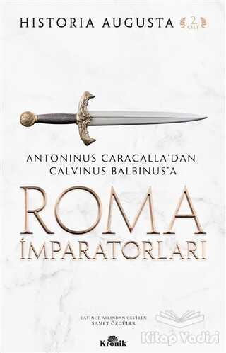 Kronik Kitap - Roma İmparatorları 2. Cilt