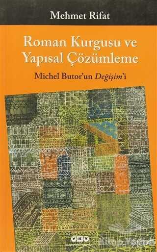 Yapı Kredi Yayınları - Roman Kurgusu ve Yapısal Çözümleme