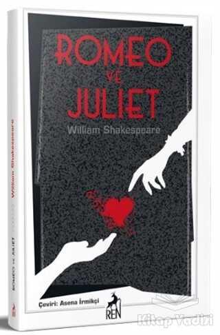 Ren Kitap - Klasikler - Romeo ve Juliet