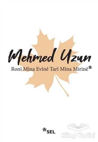 Sel Yayıncılık - Roni Mina Evine Tari Mina Mirine