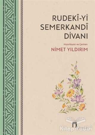 Dergah Yayınları - Rudeki-yi Semerkandi Divanı