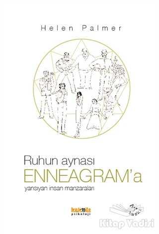 Kaknüs Yayınları - Ruhun Aynası Enneagram'a Yansıyan İnsan Manzaraları