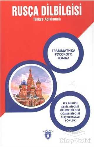Dorlion Yayınevi - Rusça Dilbilgisi (Türkçe Açıklamalı)