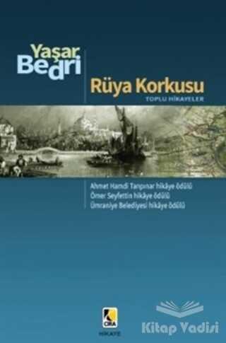 Çıra Yayınları - Rüya Korkusu