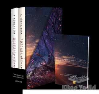Ephesus Yayınları - Rüzgarın Sesi Kutulu (2 Kitap Takım) Ciltli