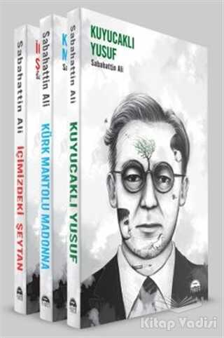 Martı Yayınları - Sabahattin Ali 3 Kitap Set