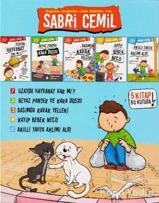 Uğurböceği Yayınları - Sabri Cemil (5 Kitap Takım)