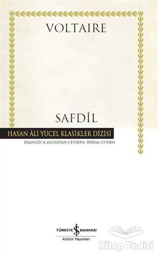 İş Bankası Kültür Yayınları - Safdil