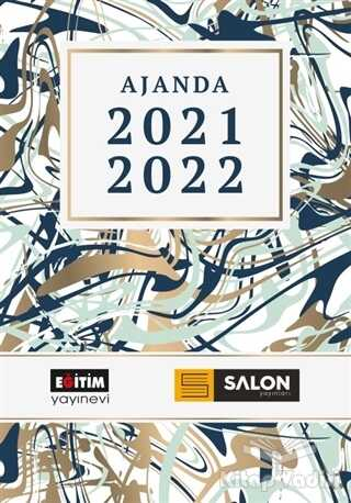 Salon Yayınları - Hobi - Salon Edebiyat Ajanda 2021-2022