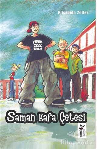 Çizmeli Kedi Yayınları - Saman Kafa Çetesi