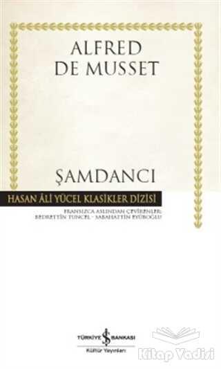 İş Bankası Kültür Yayınları - Şamdancı