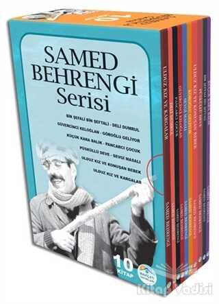 Maviçatı Yayınları - Samed Behrengi Seti (10 Kitap Kutulu)