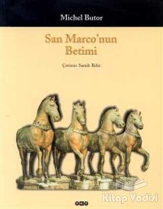 Yapı Kredi Yayınları - San Marco'nun Betimi