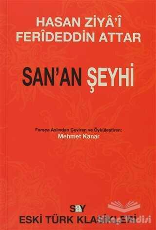 Say Yayınları - San'an Şeyhi