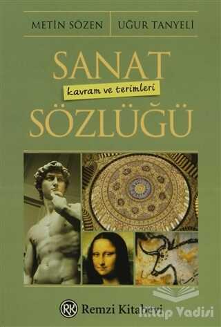 Remzi Kitabevi - Sanat Kavram ve Terimleri Sözlüğü