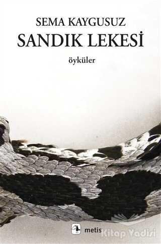 Metis Yayınları - Sandık Lekesi