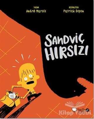 Redhouse Kidz Yayınları - Sandviç Hırsızı